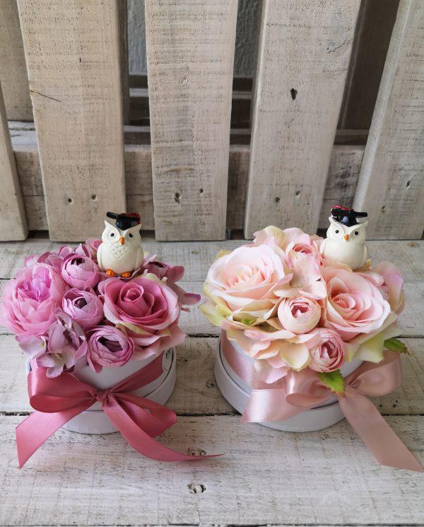 ballagási virágdoboz